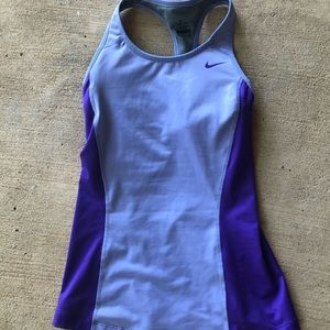 Nike dry fit workout tank top